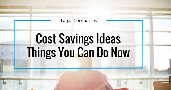 Are You Creating (Cost Cutting) Or Saving