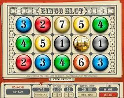 Bingo (bingo) and Slots